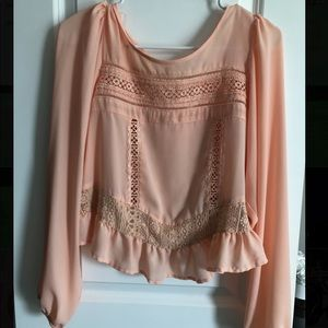 GB long sleeve blouse